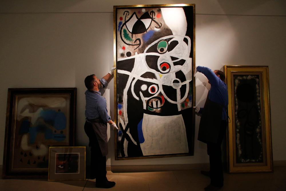 Serralves confirma negociações para expor as obras de Miró
