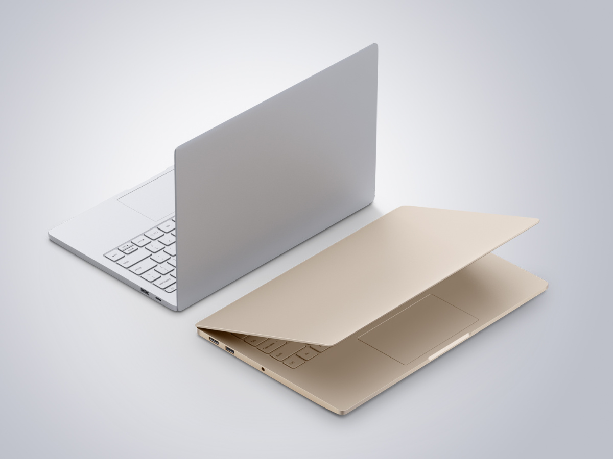 Xiaomi entra no mercado de laptops com modelo semelhante ao MacBook Air