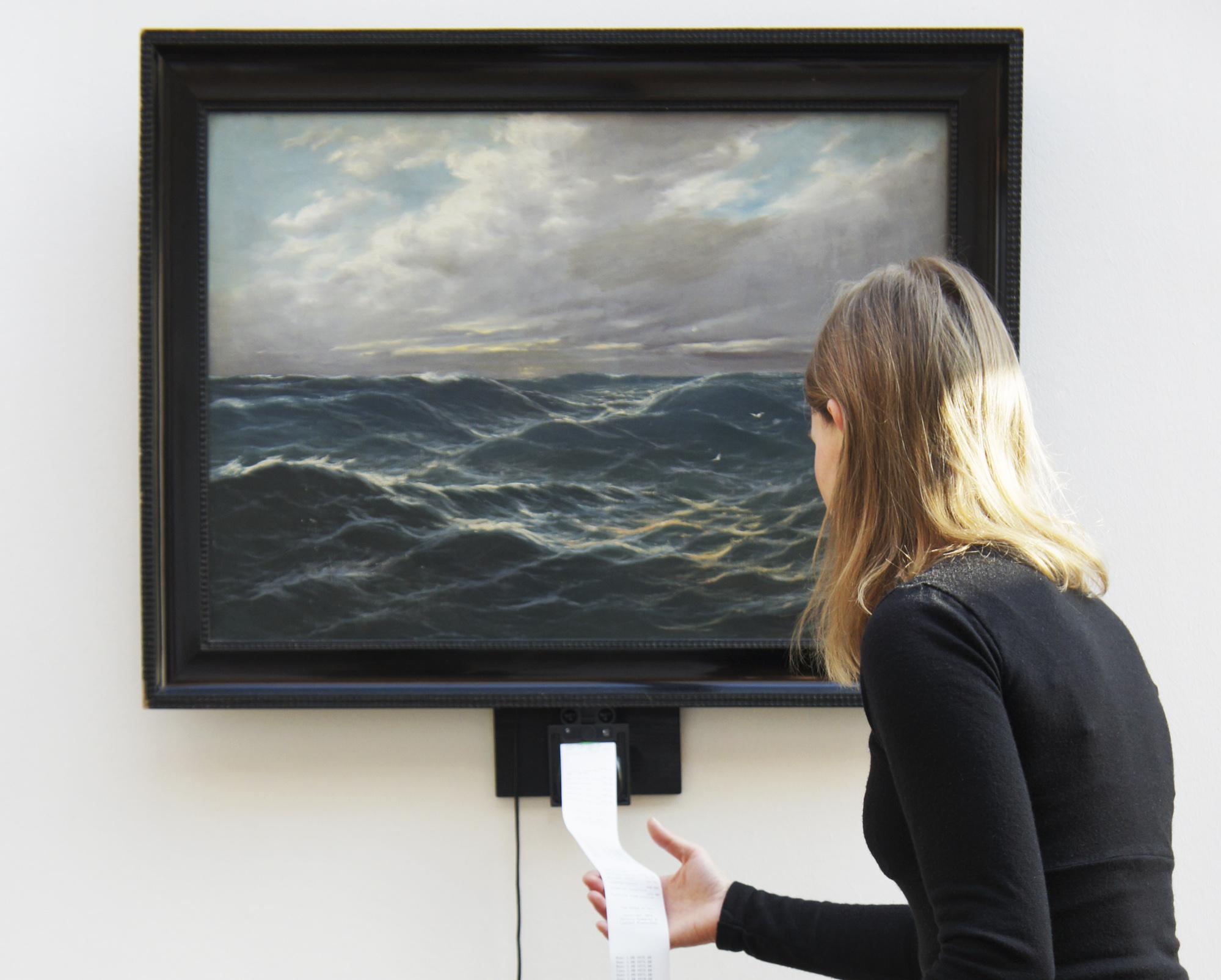 The Value Of Art - Christa Sommerer e Laurent Mignonneau