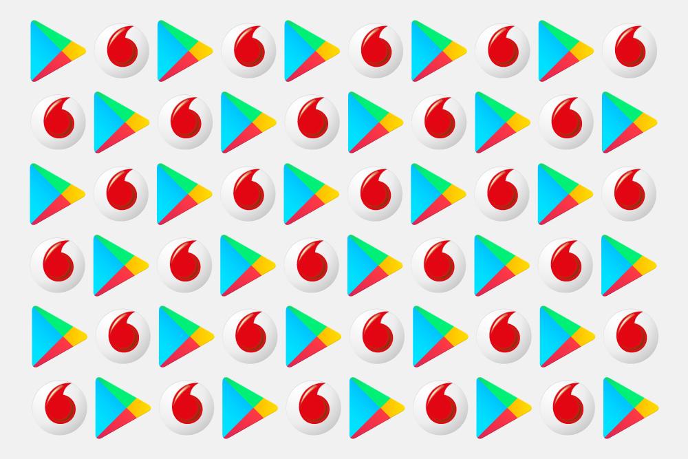 Vodafone facilita pagamentos na Google Play Store