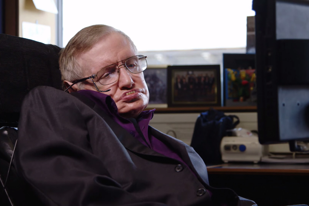 Stephen Hawking Físico