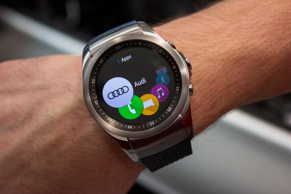 4d3949fc776 Este Audi pode ser trancado e destrancado com um smartwatch da LG