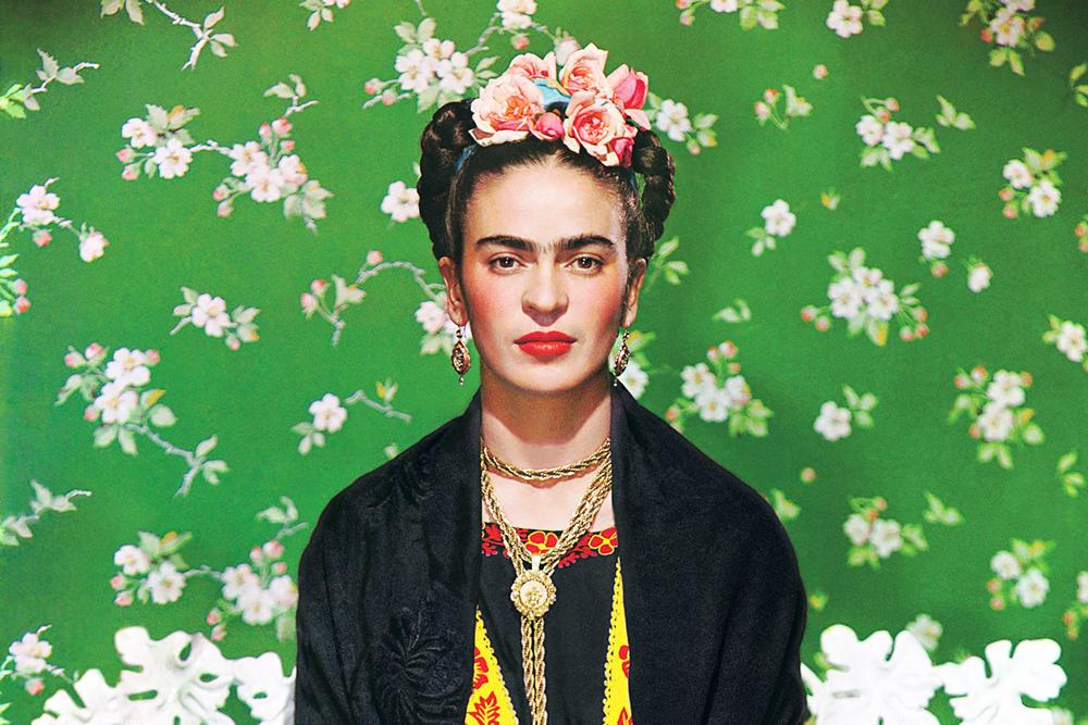 Fotografias de Frida Khalo