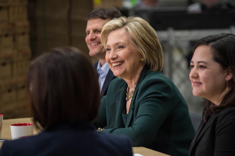 Hillary Clinton LinkedIn