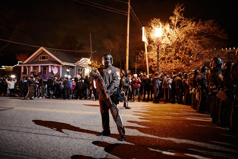 Ferguson e Baltimore