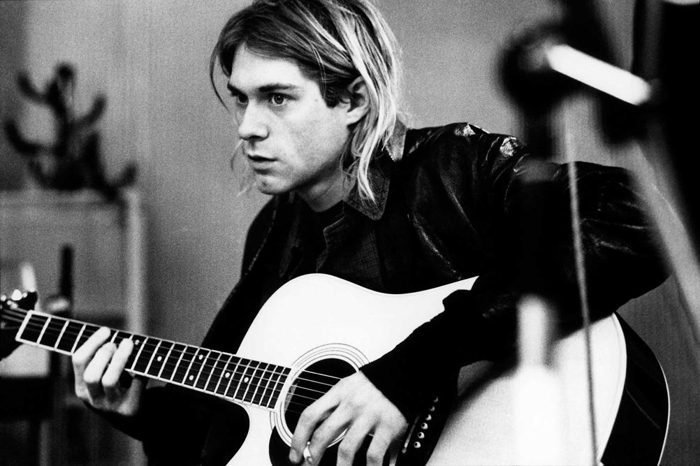 Álbum a solo de Kurt Cobain