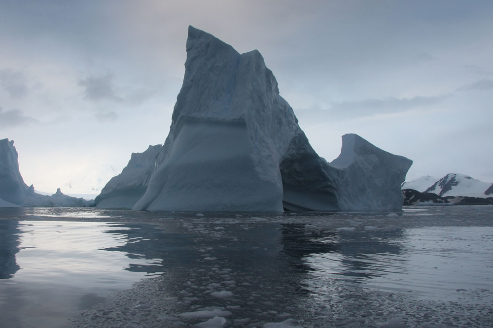 Antártica está a desaparecer
