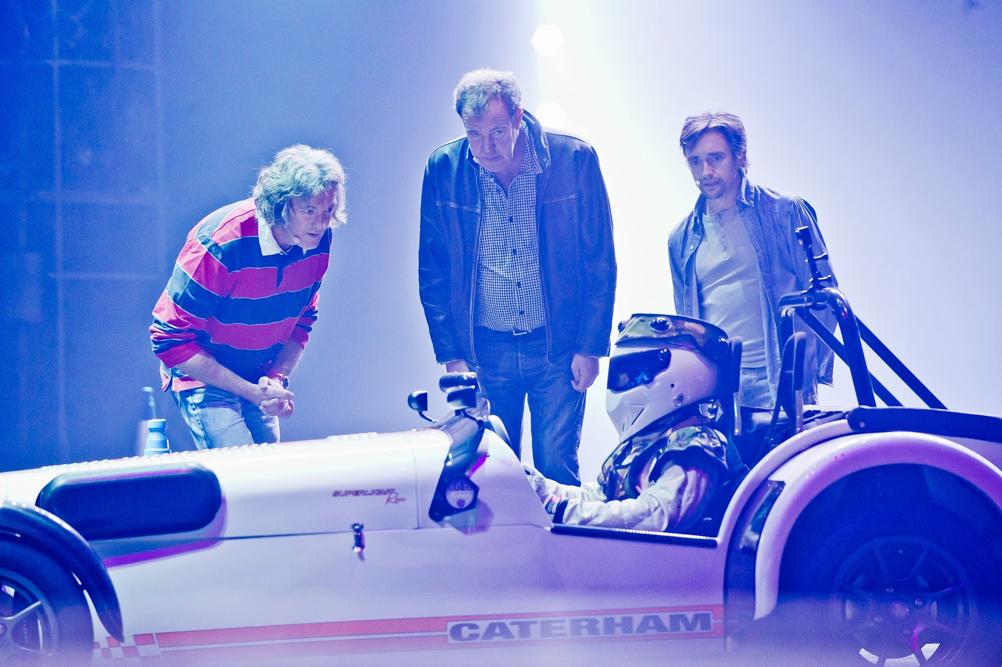 netflix Top Gear