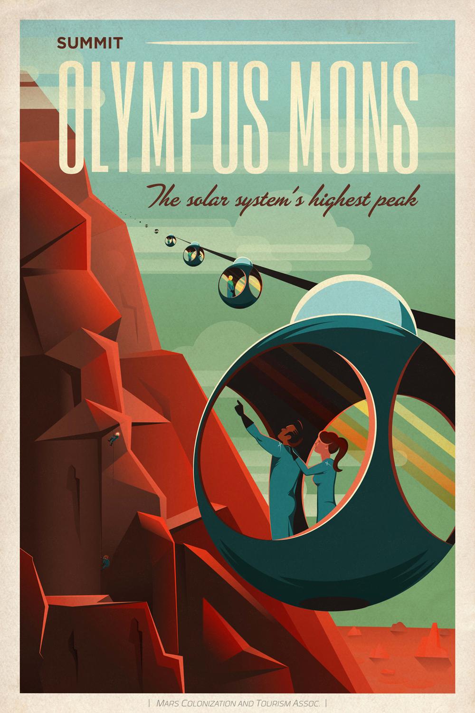 turismo em Marte
