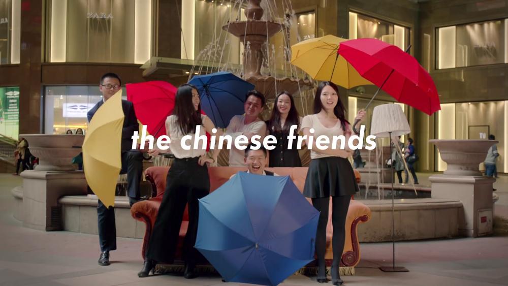 China Friends