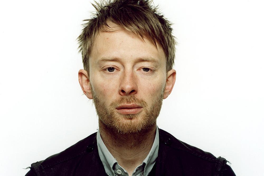 foto de Thom Yorke