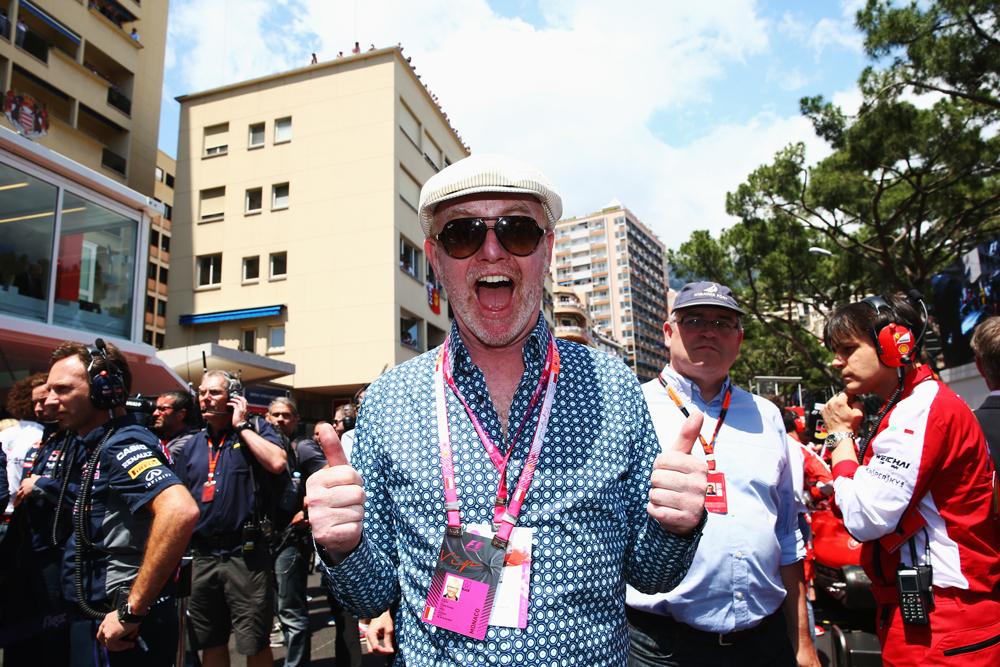 Chris Evans substitui Jeremy Clarkson no Top Gear