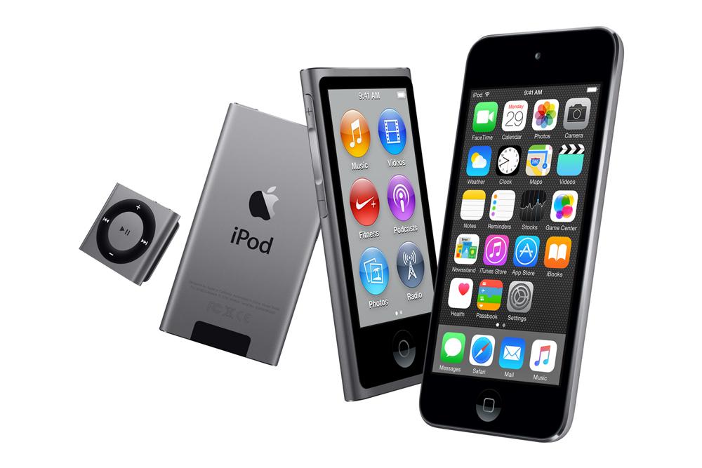 Chegou o fim do iPod Nano e iPod Shuffle