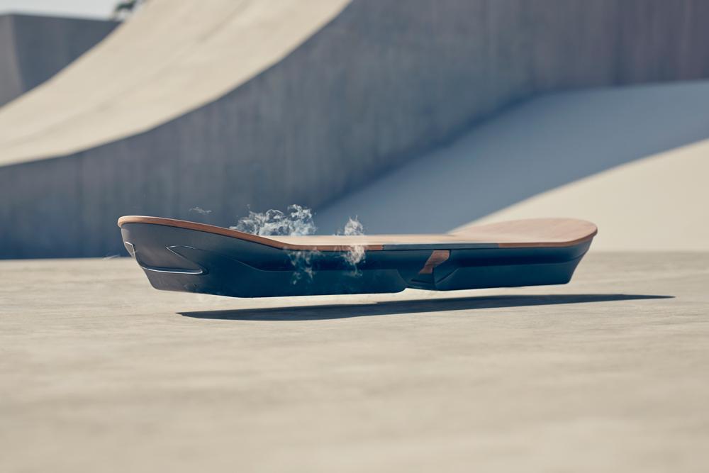 Lexus skate voador