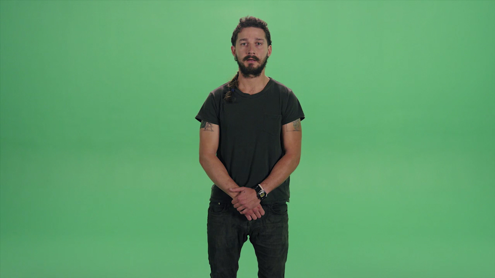 Shia LaBeouf video motivacional
