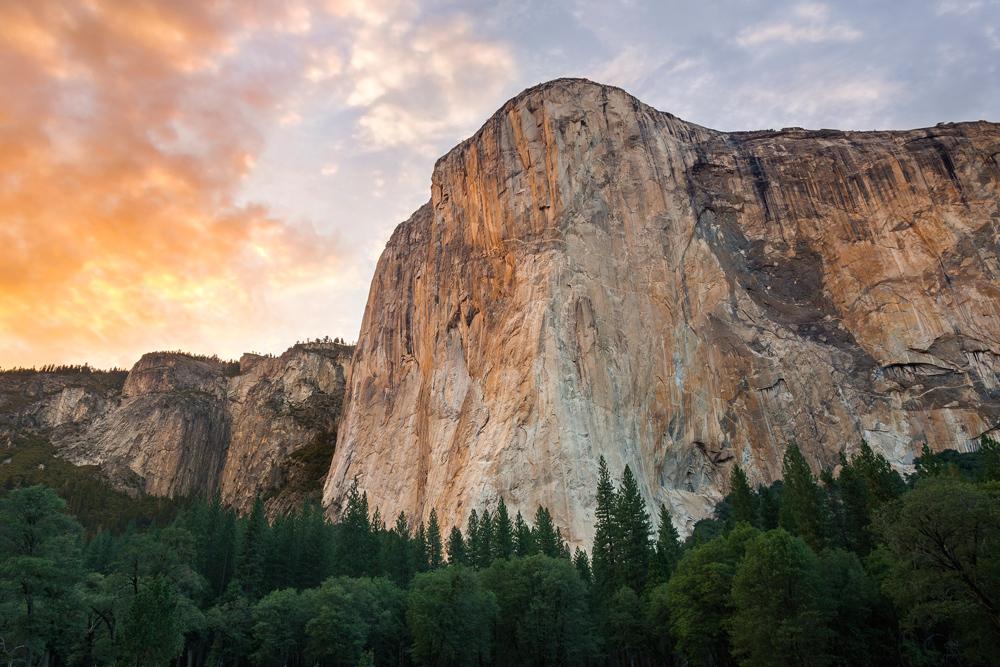 Apple dá nomes de parques naturais a sistemas operativos