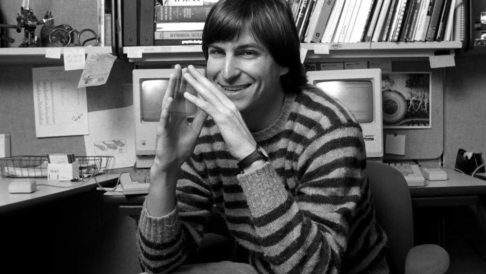 documentário sobre Steve Jobs