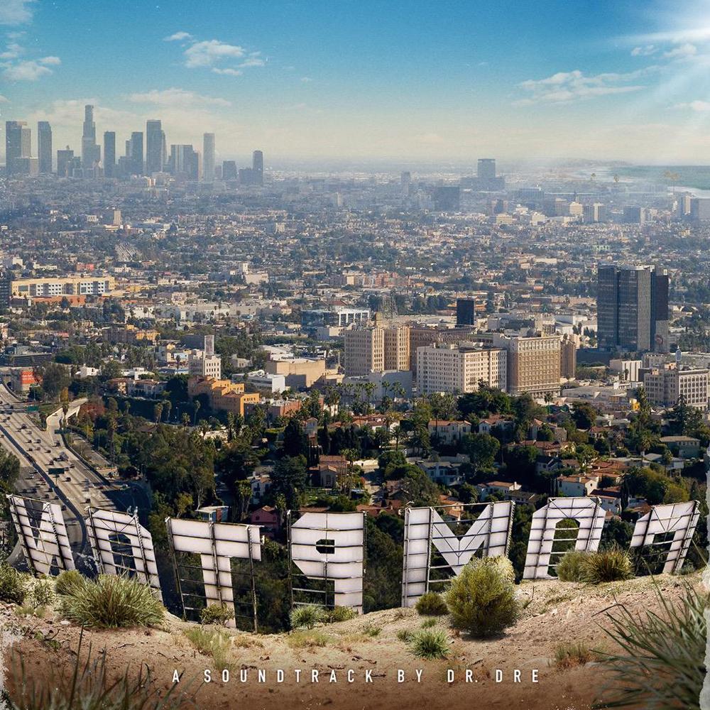 Dr Dre Compton album