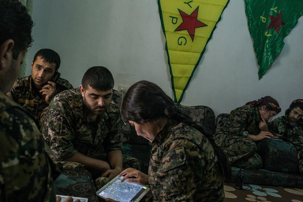 google luta contra o Estado Islâmico