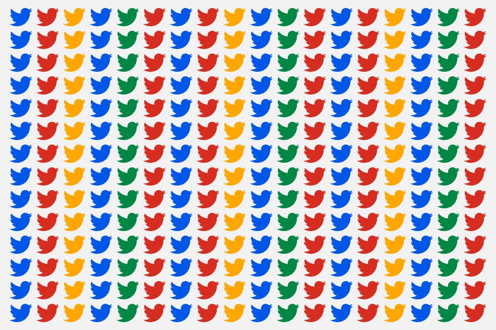 pedacinho do Twitter