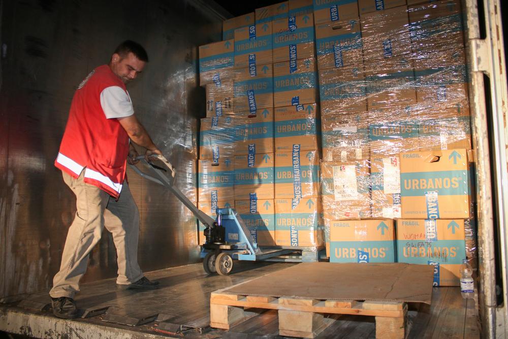 ajuda portuguesa refugiados