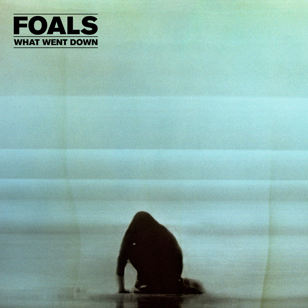 Foals What Went Down capa