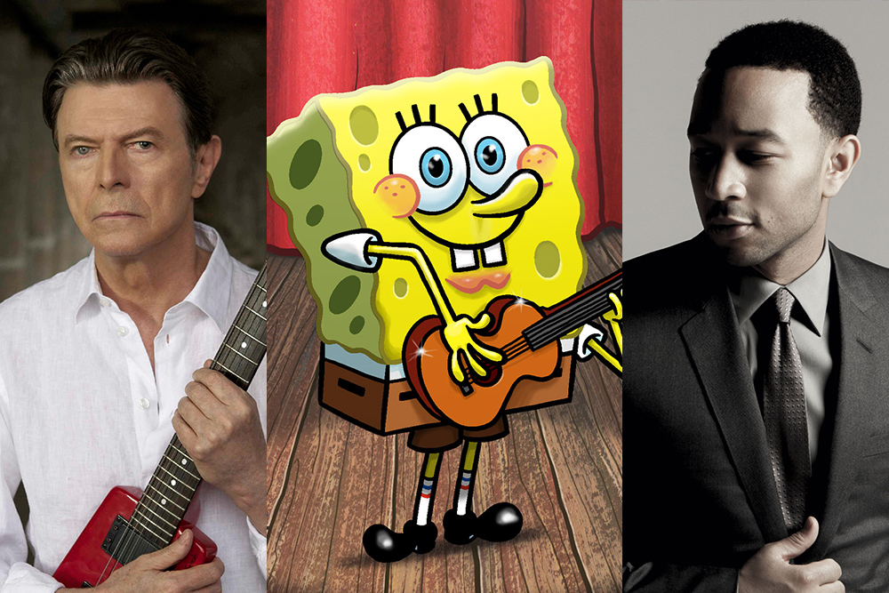spongebob musical