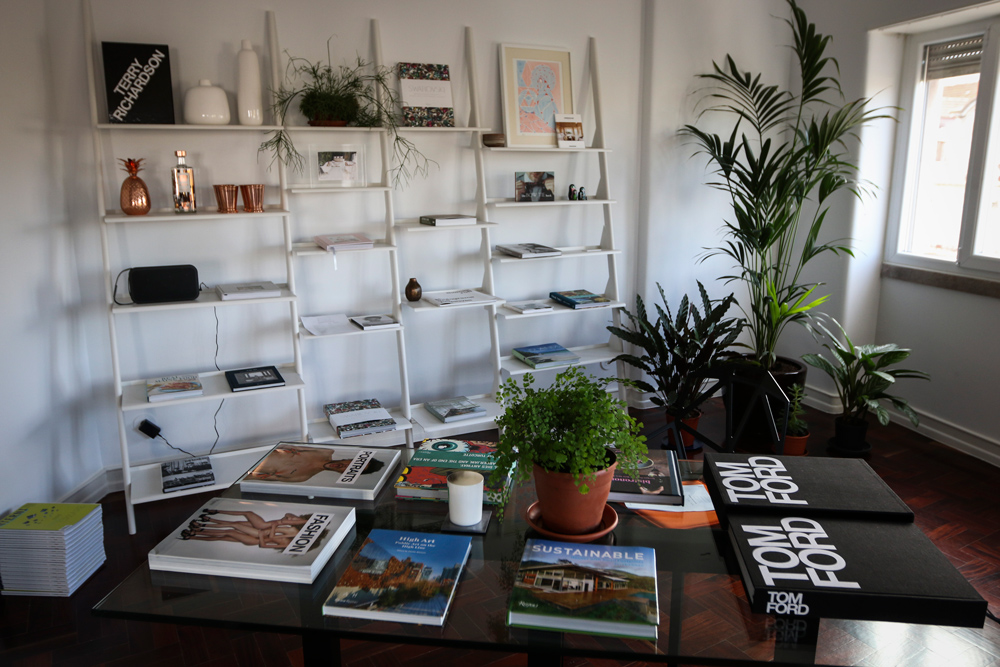 livraria Rizzoli Lisboa