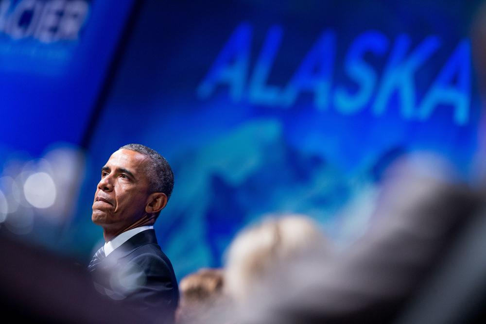 Obama alterações climáticas