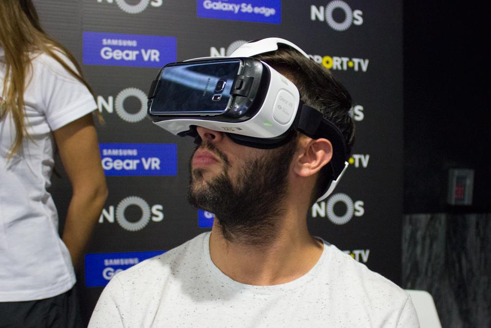 futebol realidade virtual 360