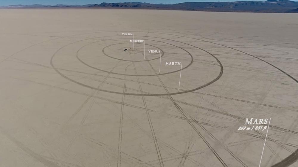sistema solar deserto 11km