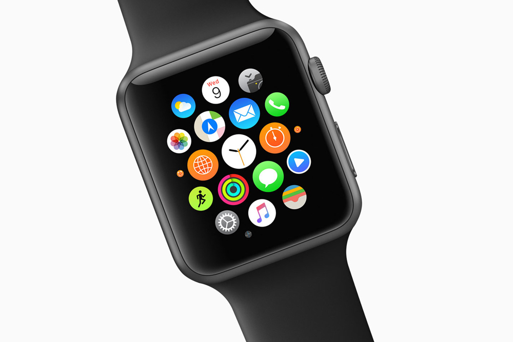 fobia do Apple Watch