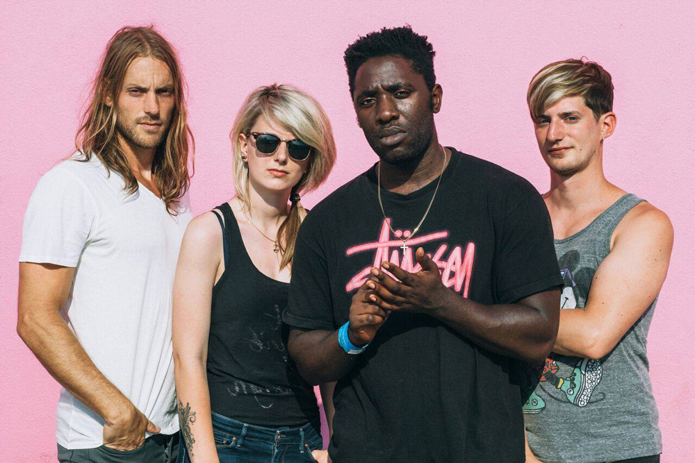 Bloc Party regresso