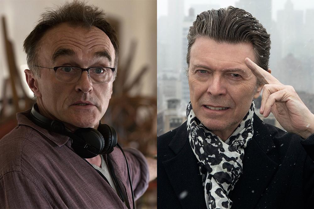 filme sobre David Bowie