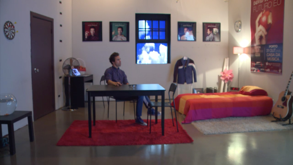 reality show David Fonseca