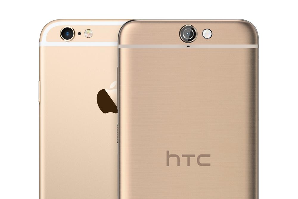 novo telemóvel da HTC