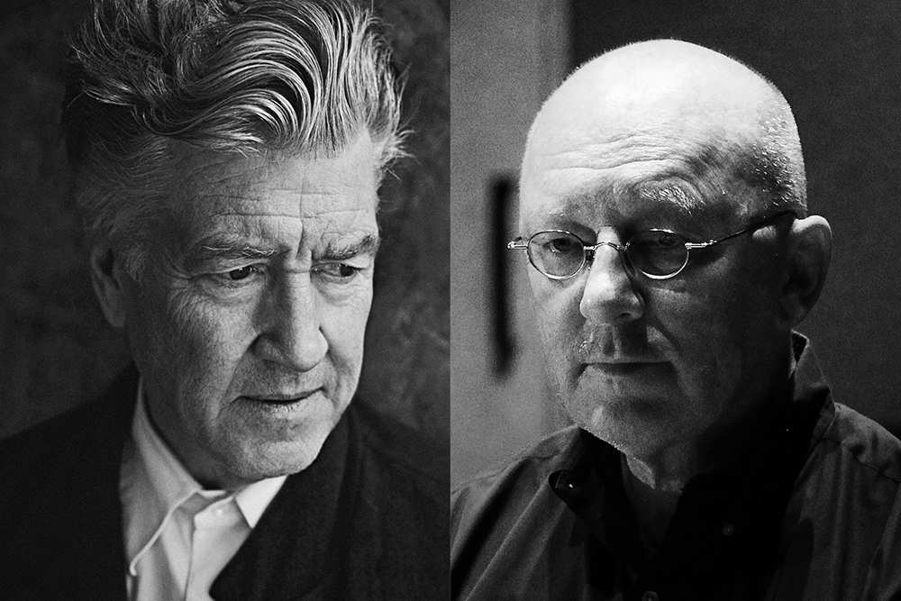 David Lynch e Marek Zebrowski