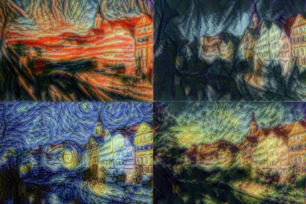 fotos podem ser transformadas algoritmo