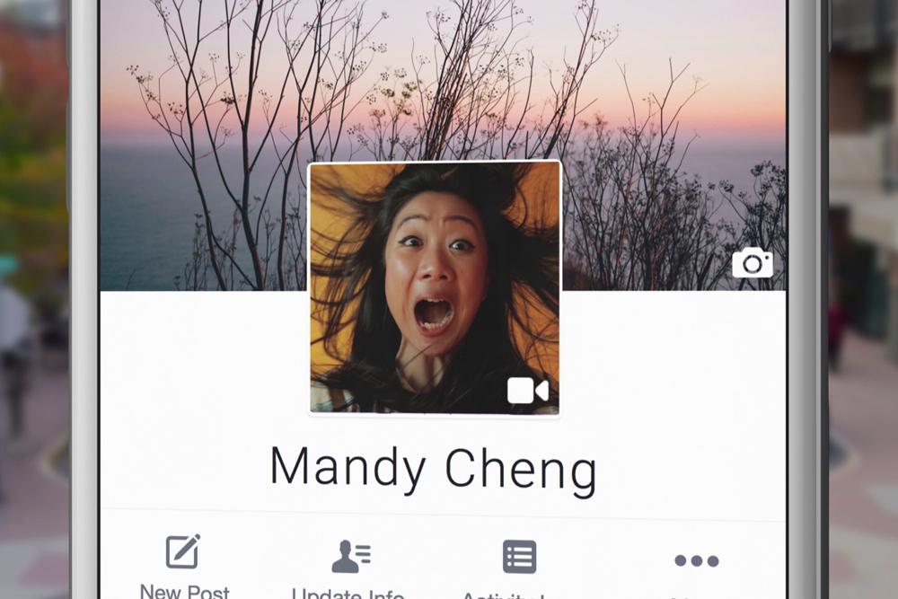 Vídeos de perfil facebook