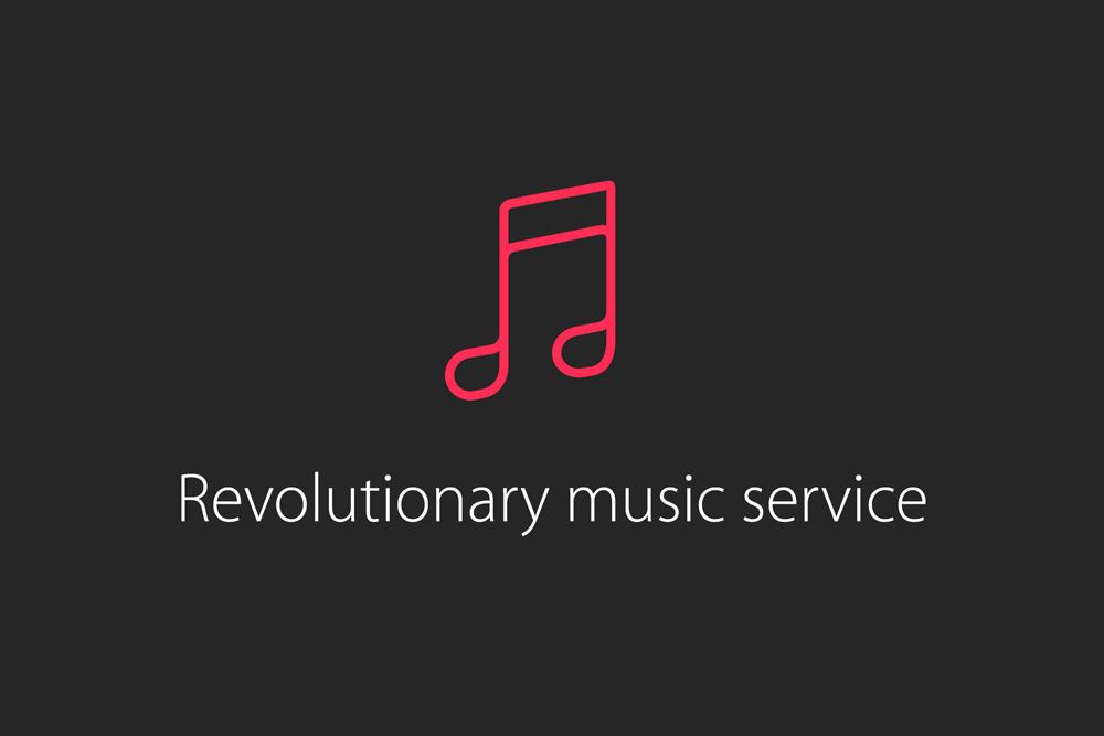 pagar o Apple Music