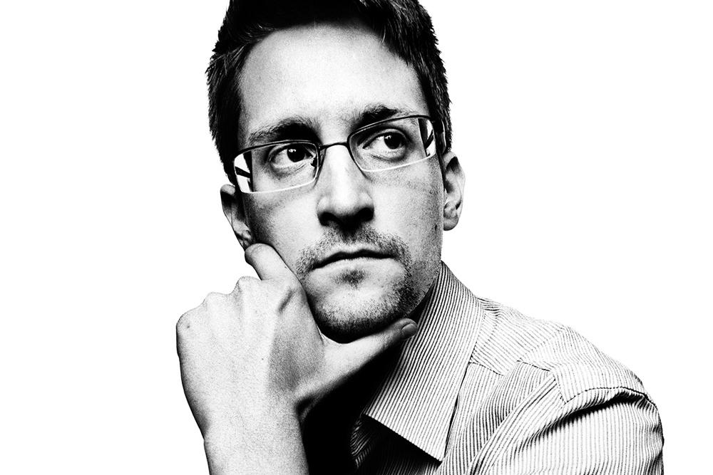 Edward Snowden notificações