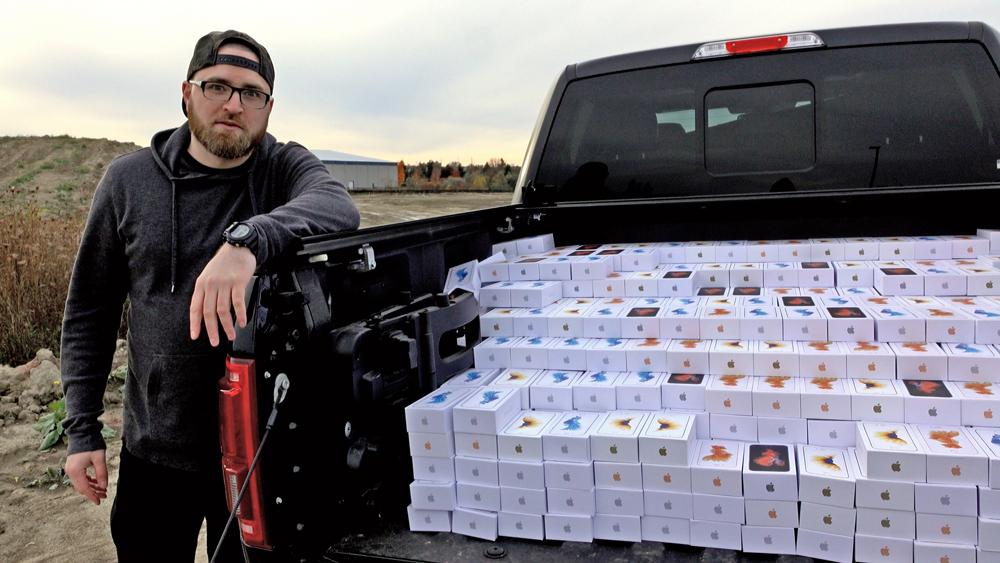 giveaway de iPhones