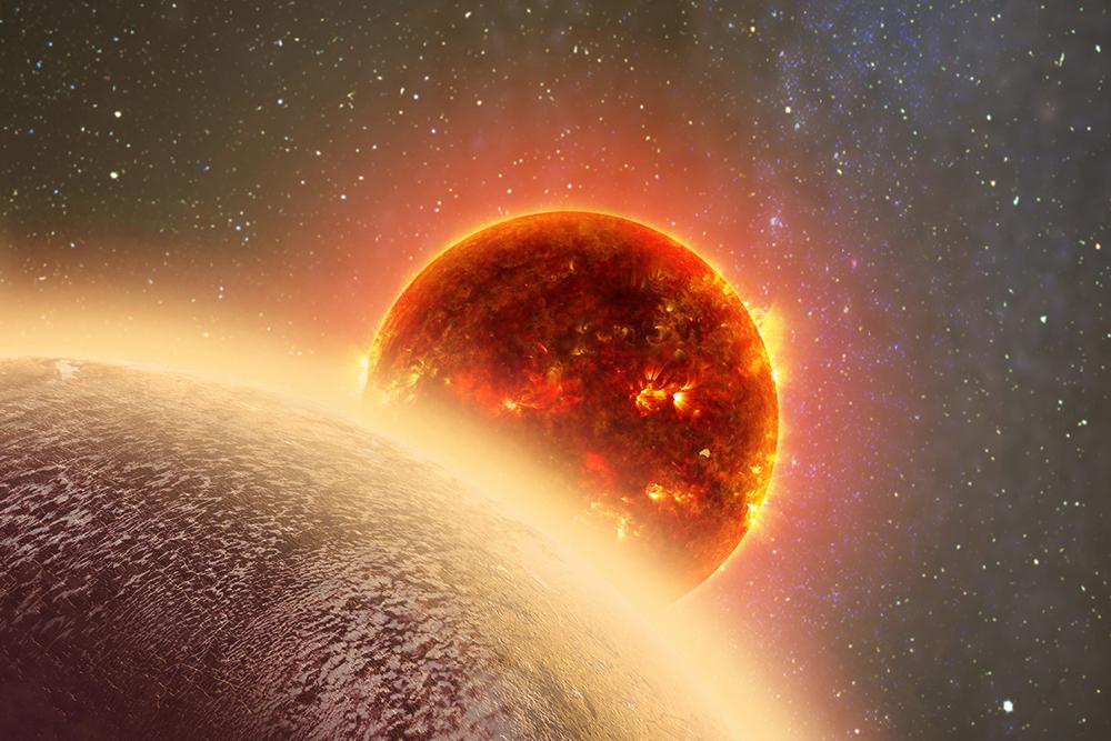 planeta rochoso