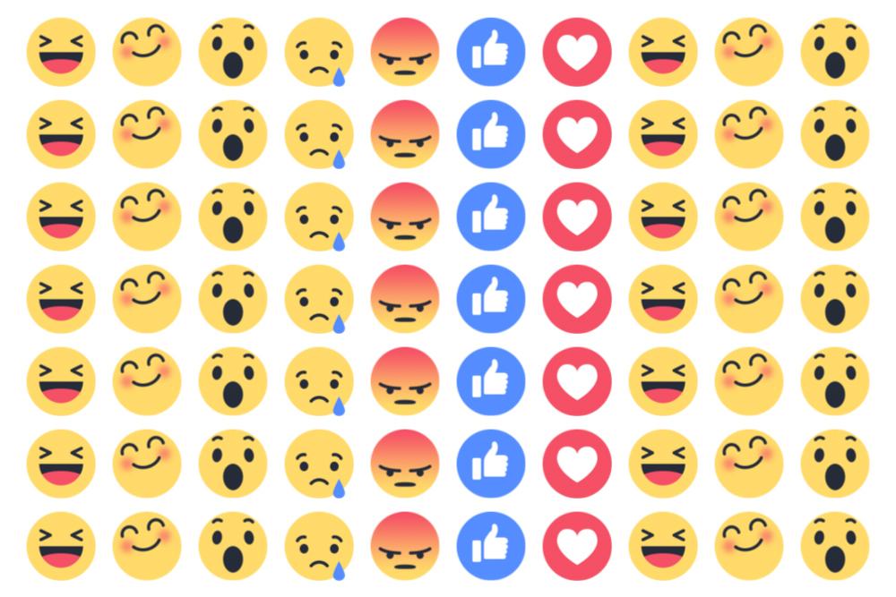 botão de like