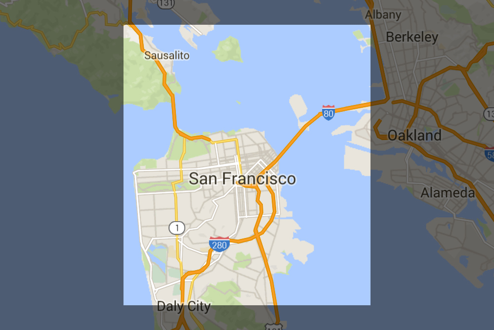 Google Maps sem net