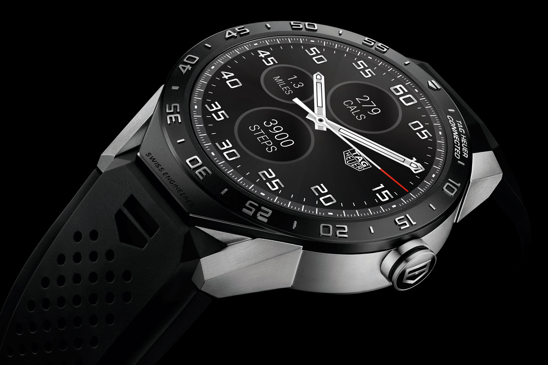 44680e7b173 O smartwatch da Tag Heuer