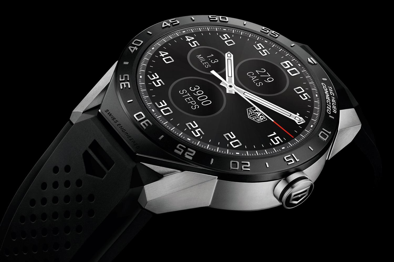 smartwatch da Tag Heuer