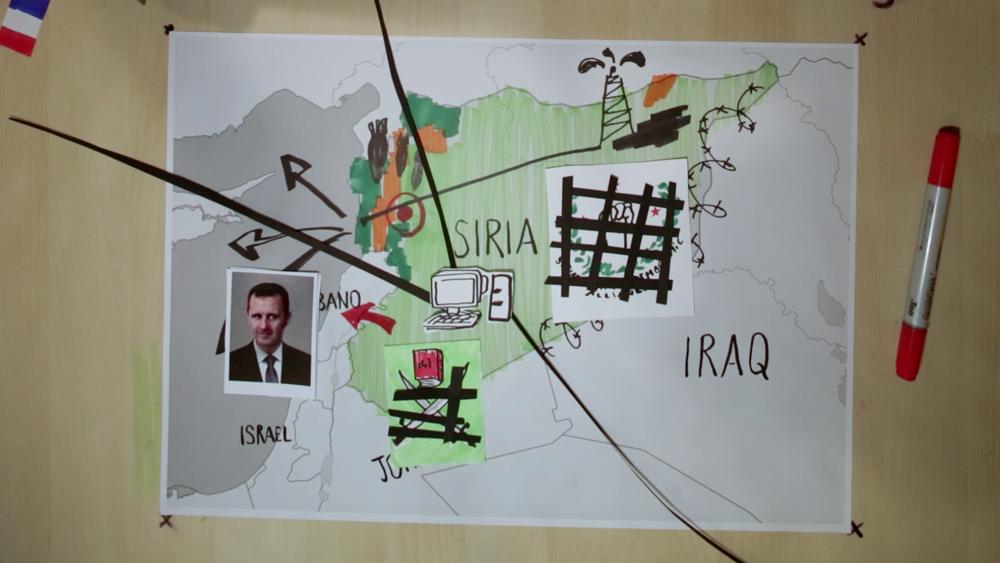 crise da Síria
