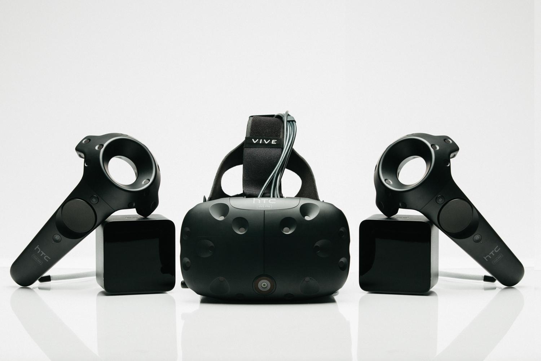 realidade virtual da HTC