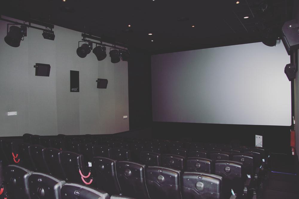 Abriu a primeira sala 4dx em portugal uma sala onde tudo for Sala 4dx opiniones